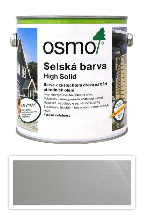 Selská barva OSMO 2.5l Písčitě šedá 2708