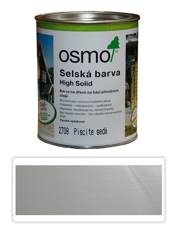 Selská barva OSMO 0.75l Písková šeď