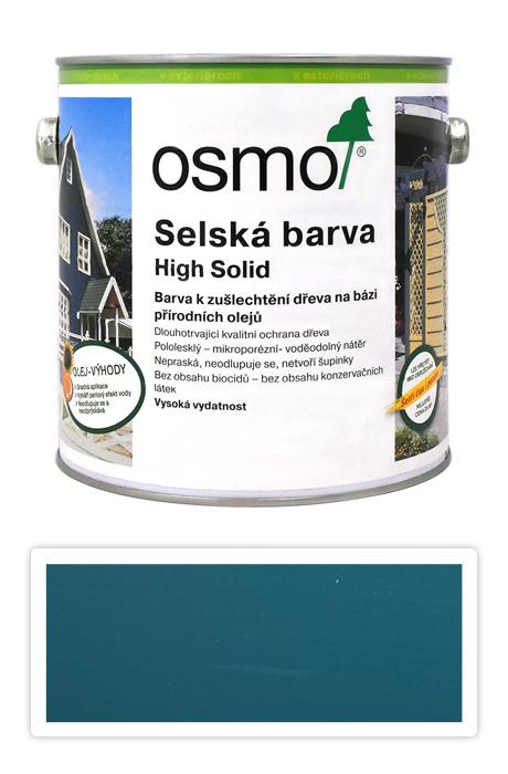 Selská barva OSMO 2.5l Labrador modrá 2501