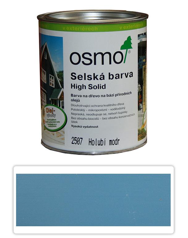 Selská barva OSMO 0.75l Holubí modř