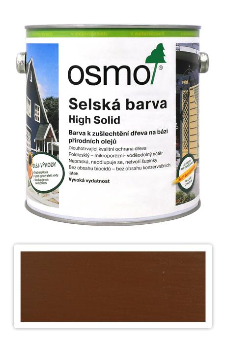Selská barva OSMO 2.5l Středně hnědá 2606