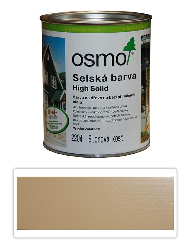 Selská barva OSMO 0.75l Slonovina