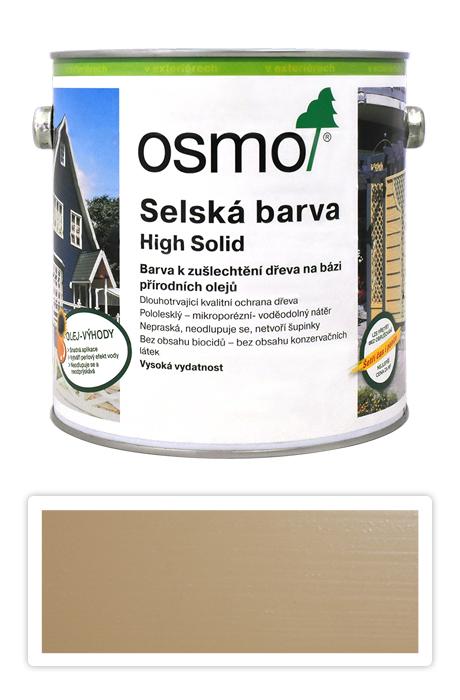 Selská barva OSMO 2.5l Slonová kost 2204
