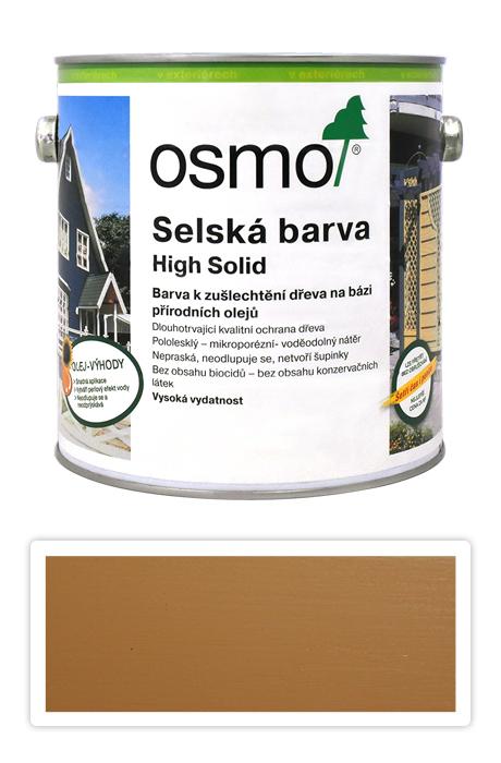 Selská barva OSMO 2.5l Slunečně žlutá 2205