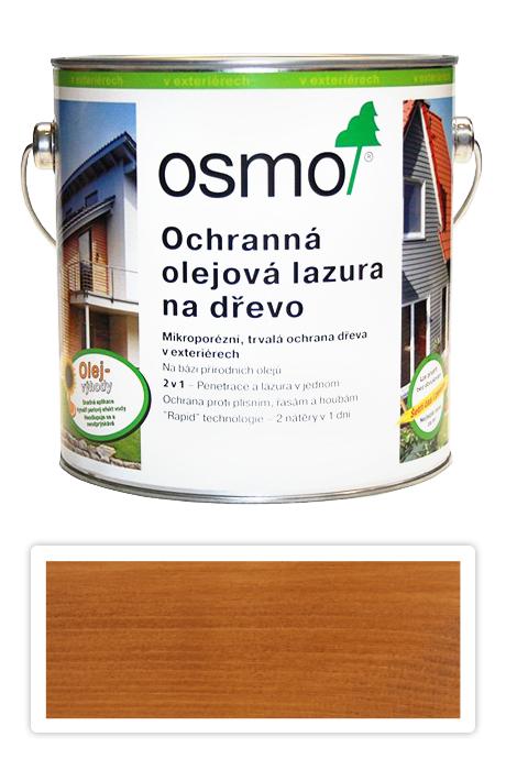Ochranná olejová lazura OSMO 2.5l Dub 706