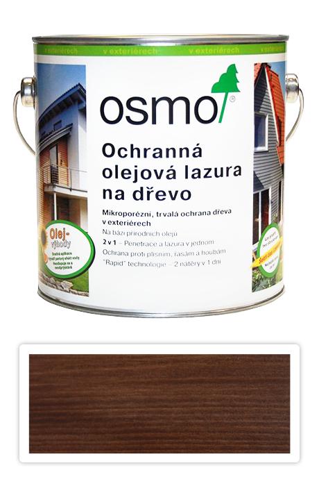 Ochranná olejová lazura OSMO 2.5l Palisandr 727