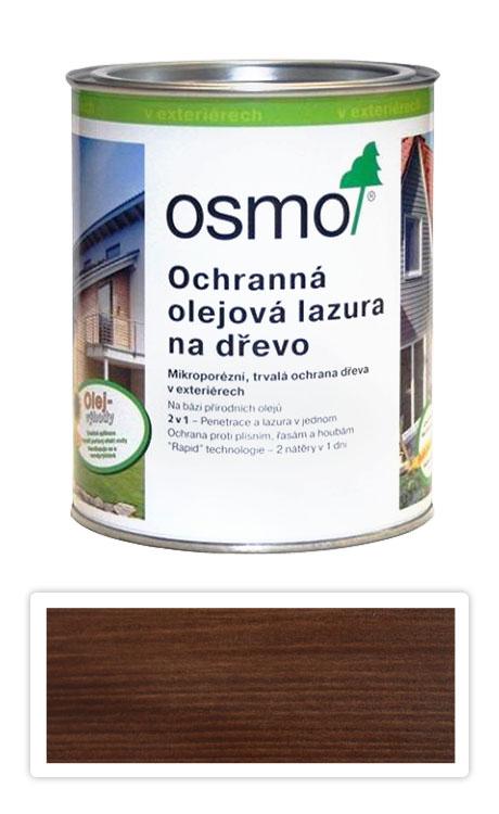 Ochranná olejová lazura OSMO 0.75l Palisandr