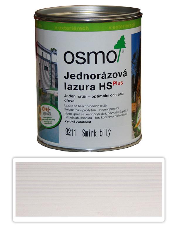 Jednorázová lazura HS OSMO 0.75l Smrk bílý