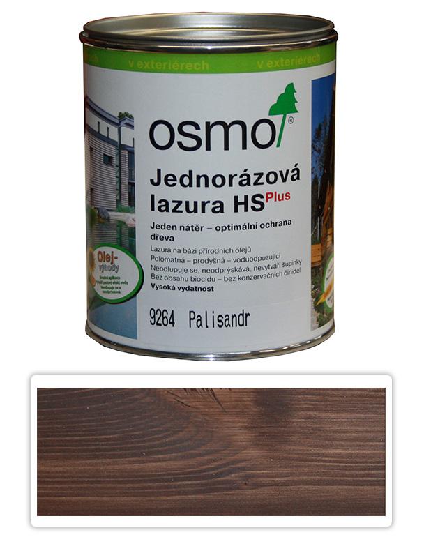 Jednorázová lazura HS OSMO 0.75l Palisandr
