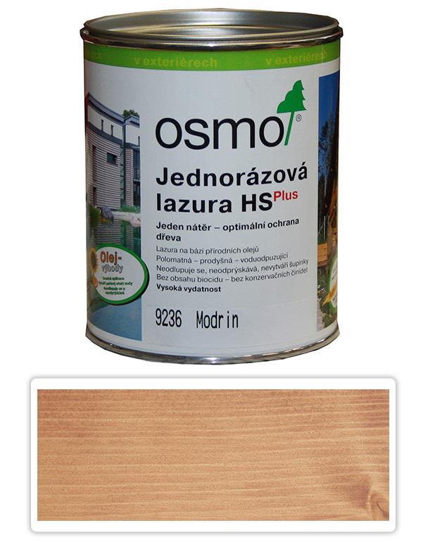 Jednorázová lazura HS OSMO 0.75l Modřín