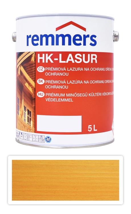 REMMERS HK-lasur - ochranná lazura na dřevo pro exteriér 5 l Borovice