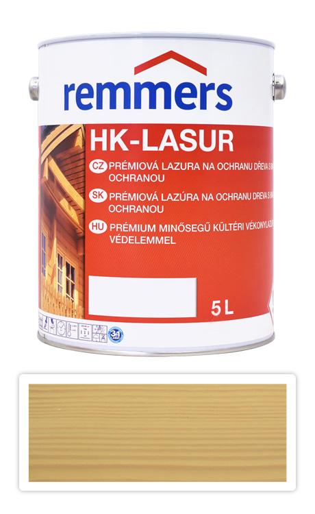 REMMERS HK-lasur - ochranná lazura na dřevo pro exteriér 5 l Hemlock