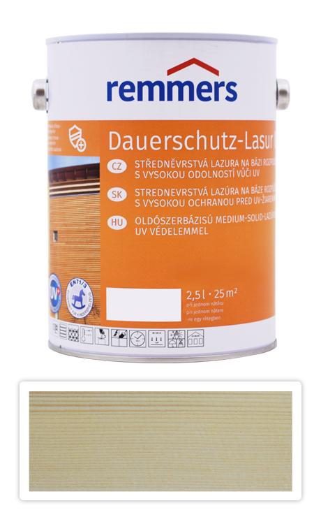 REMMERS Dauerschutz-lasur UV - dekorativní lazura na dřevo 2.5 l Bezbarvá