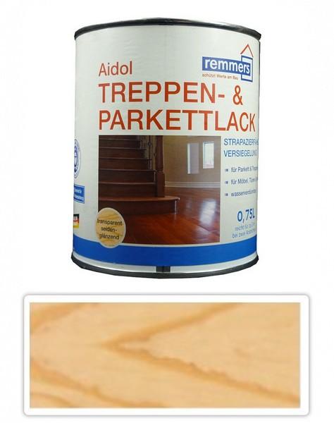 Treppen & Parkettlack Remmers- Polyuretanový lak 0,75l Bezbarvý