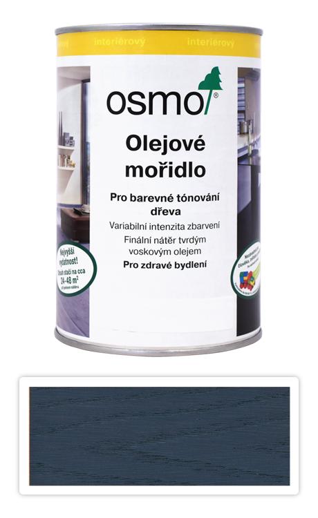 OSMO Olejové mořidlo 1 l Grafit 3514