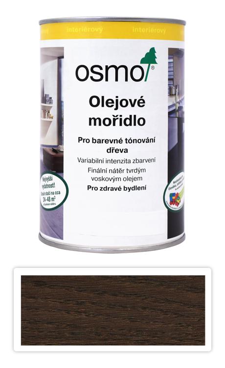 OSMO Olejové mořidlo 1 l Tabák 3564
