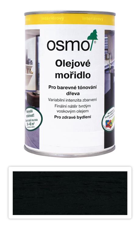 OSMO Olejové mořidlo 1 l Černá 3590