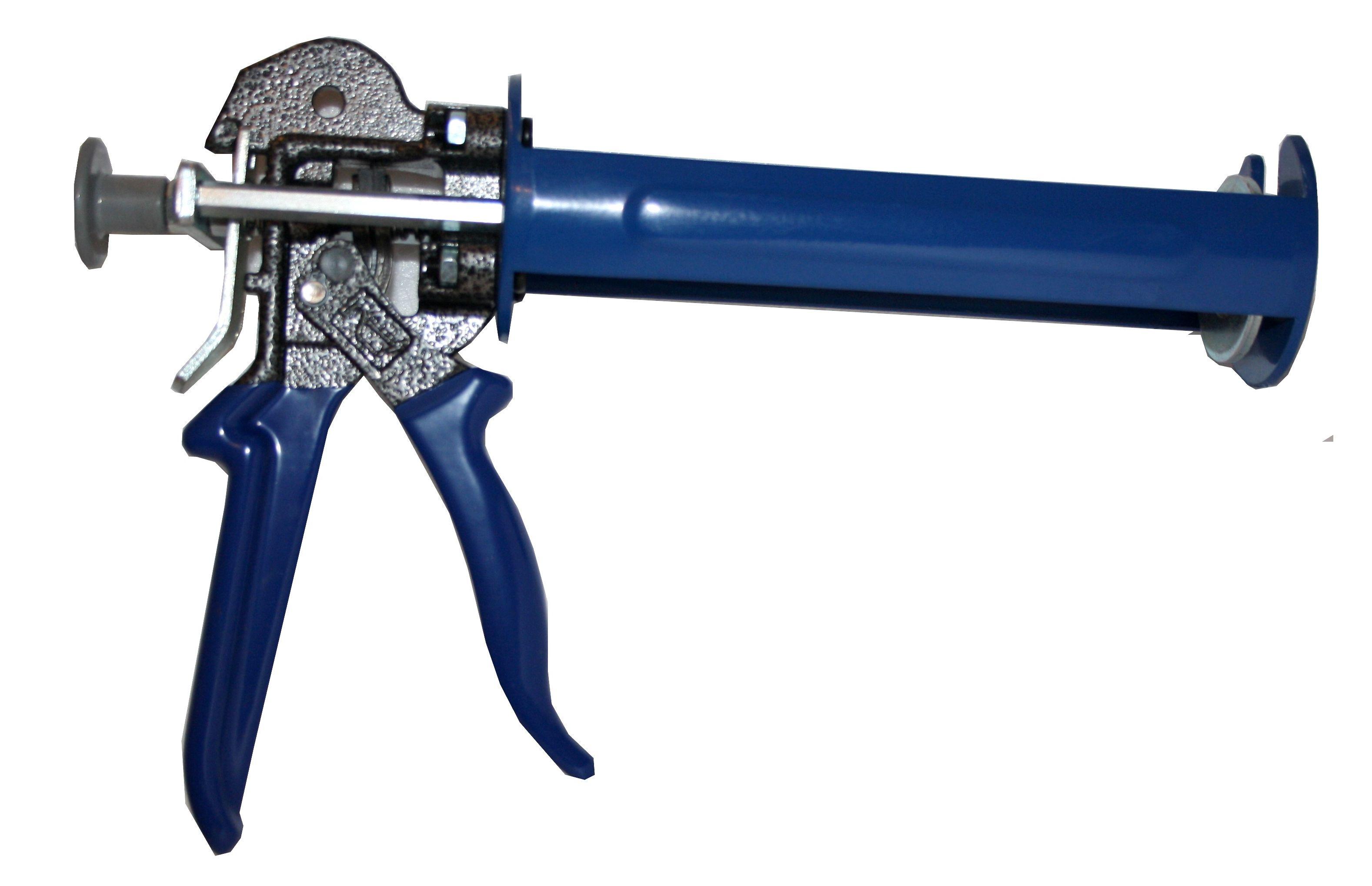 Aplikační pistole TOX pro chemické kotvy 380ml BASIC 400