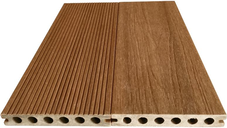 WPC dřevoplastová terasová prkna Dřevoplus PROFI 23x138x4000, Teak