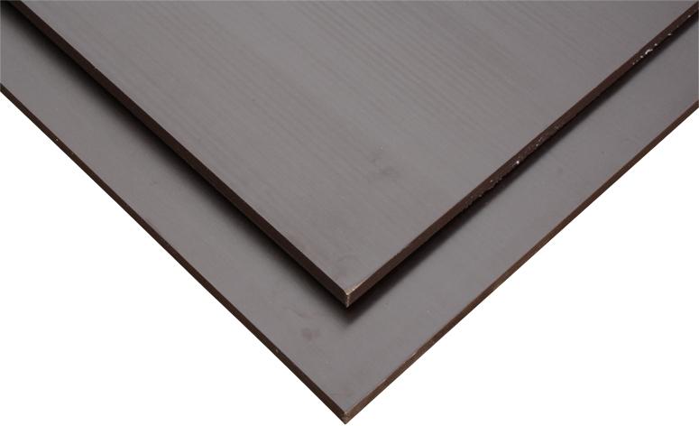 Voděodolná překližka hladká 9x1250x2500 Bříza, F-F (fólie - fólie)