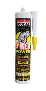 SOUDAL T-REX POWER - lepicí tmel 290ml