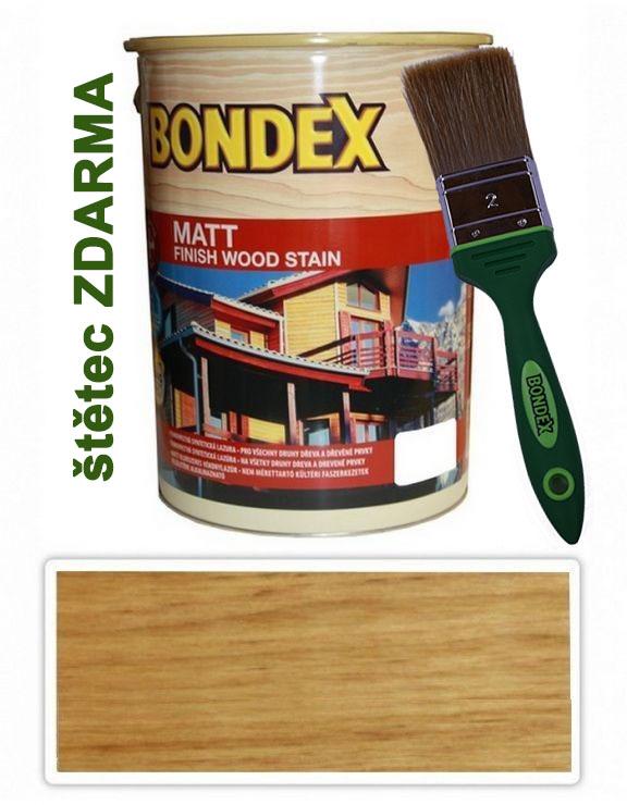 Bondex MATT 5L Kaštan
