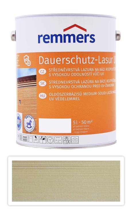 REMMERS Dauerschutz-lasur UV - dekorativní lazura na dřevo 5 l Bezbarvá