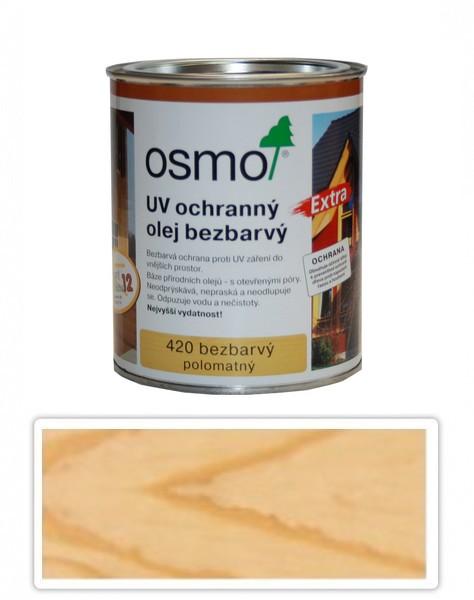 OSMO UV Olej Extra pro exteriéry 2.5 l Cedr 428