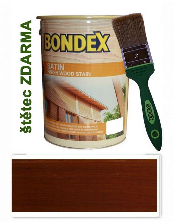 Bondex SATIN 5l Redwood