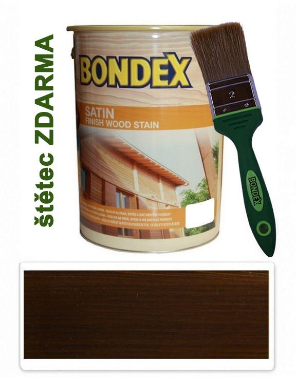 Bondex SATIN 5l Ořech
