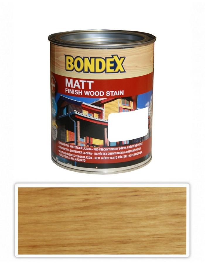 Bondex MATT 0.75l Kaštan