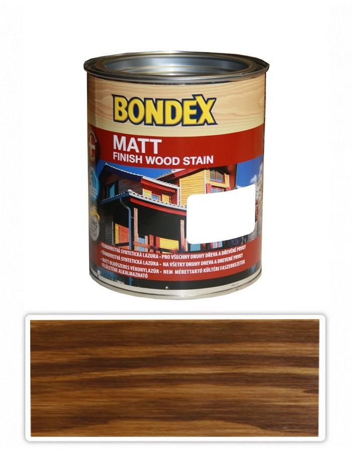 Bondex MATT 0.75l Ořech