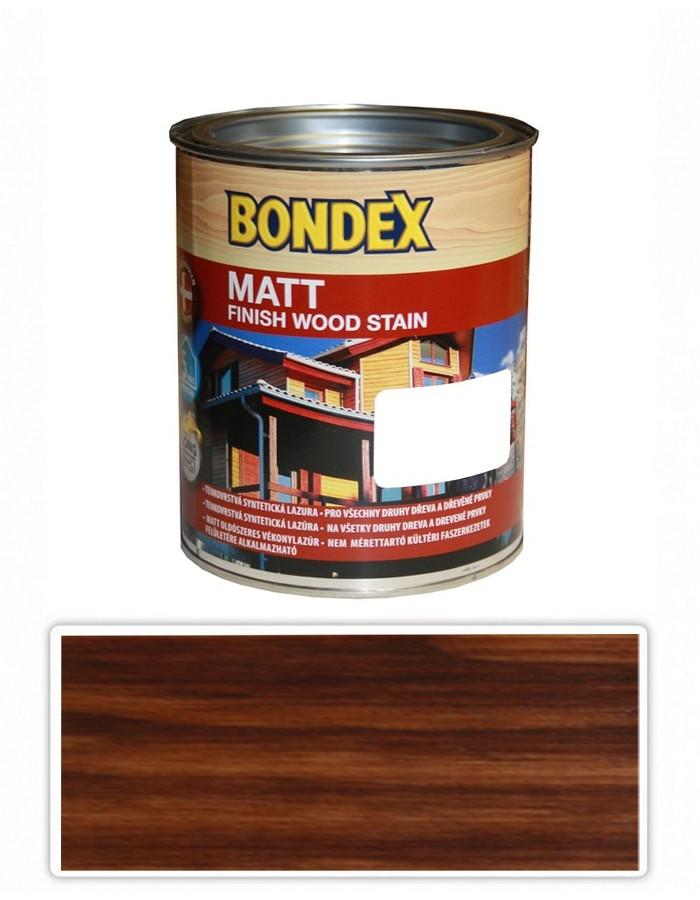 Bondex MATT 0.75l Palisandr