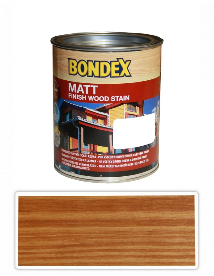 Bondex MATT 0.75l Teak