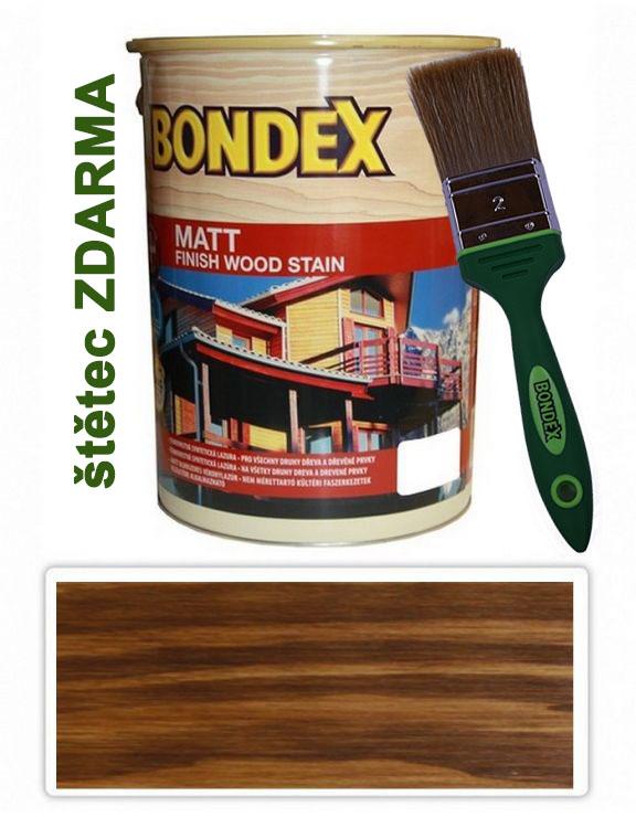 Bondex MATT 5l Ořech