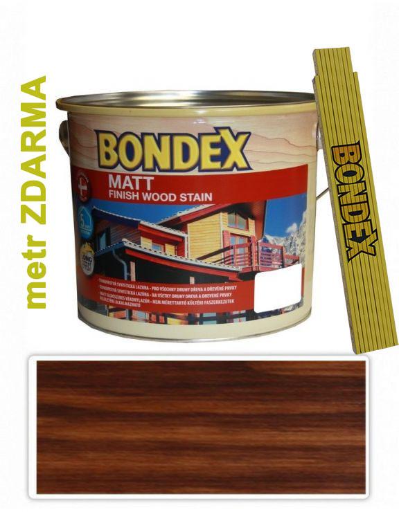 Bondex MATT 2.5l Palisandr