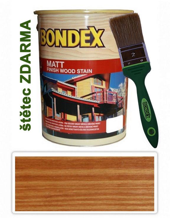 Bondex MATT 5l Teak