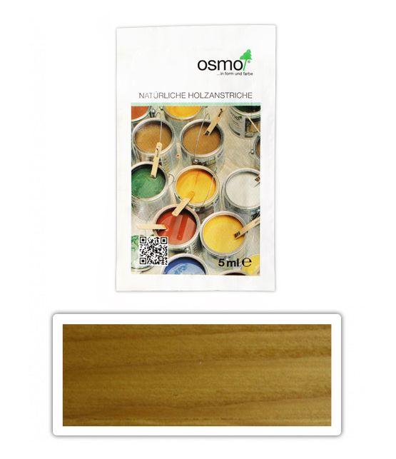 Ochranná olejová lazura OSMO 0,005l Dub světlý 732