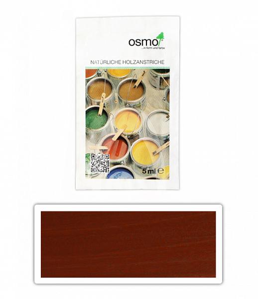 OSMO Speciální olej na terasy 0.005 l Bangkirai tmavý 016 vzorek