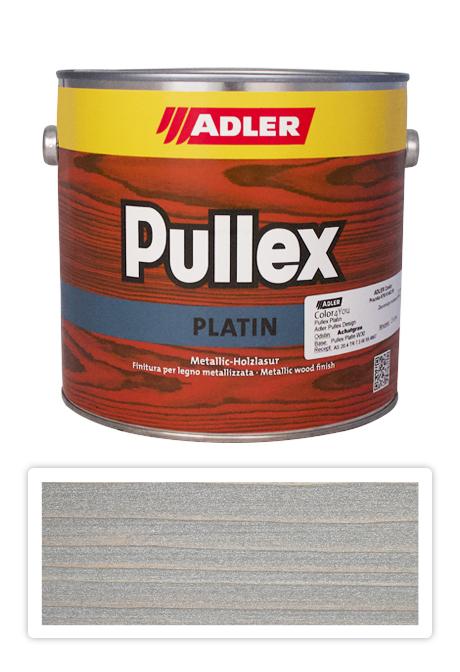 ADLER Pullex Platin 2,5l Achatgrau - lazura na dřevo šedý achát