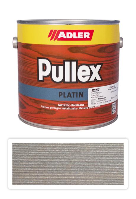 ADLER Pullex Platin 2,5l Topasgrau - lazura na dřevo šedý topaz