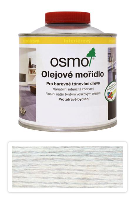 OSMO Olejové mořidlo 0.5 l Bílá 3501