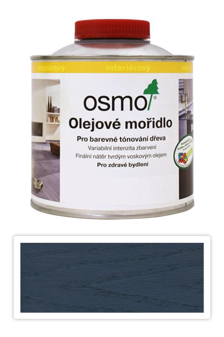 OSMO Olejové mořidlo 0.5 l Grafit 3514