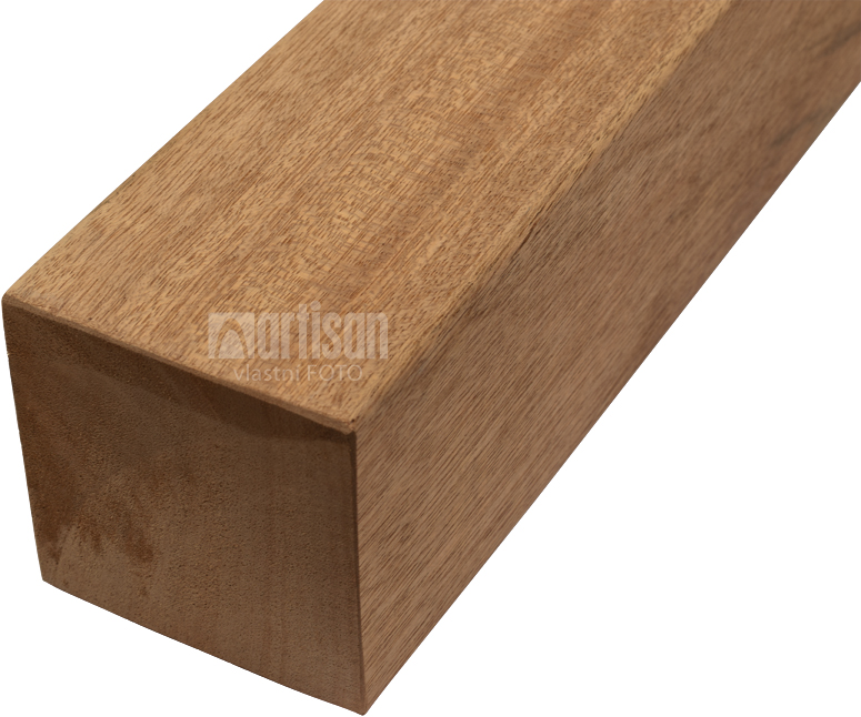 Podkladové dřevěné hranoly 90x90x2740 Exotika, kvalita AB