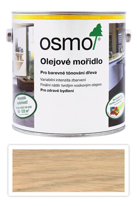 OSMO Olejové mořidlo 2.5 l Natural 3519