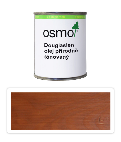 OSMO Speciální terasový olej 0.125l Douglasien 004