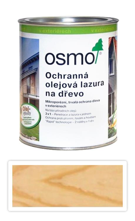 Ochranná olejová lazura OSMO 0,75l Bezbarvá 701