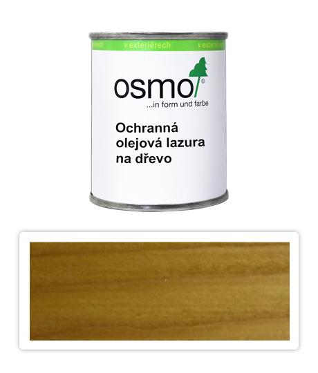 Ochranná olejová lazura OSMO 0,125l Dub světlý 732