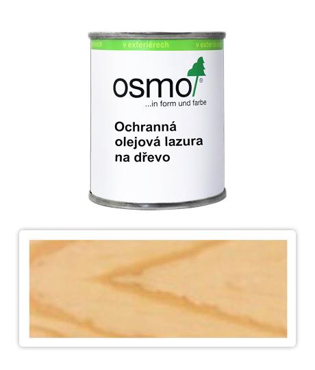 Ochranná olejová lazura OSMO 0,125l Bezbarvá matná 701