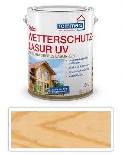 wetterschutz lasur uv remmers lazurov gel 5l bezbarv. Black Bedroom Furniture Sets. Home Design Ideas